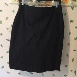 Charmaine striped pencil skirt by Antonio Melani